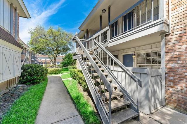 2250 Bering Drive #35, Houston, TX 77057 (MLS #86647767) :: Caskey Realty