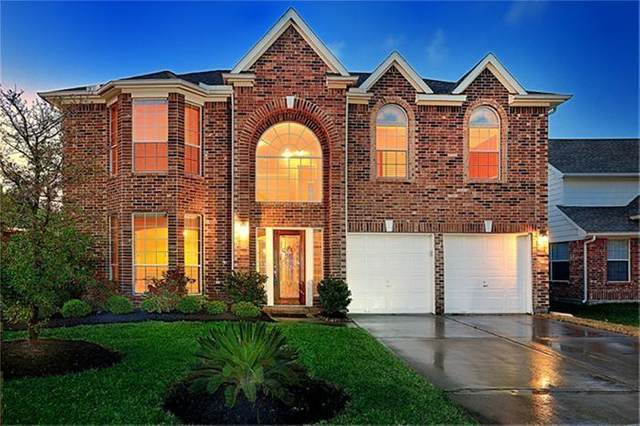 435 Pinewood Ridge Drive, Spring, TX 77386 (#86650391) :: ORO Realty