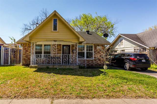 4710 Pease Street, Houston, TX 77023 (MLS #866581) :: Christy Buck Team