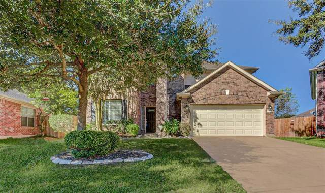 1810 Parkfair Court, Katy, TX 77450 (MLS #86666271) :: The SOLD by George Team