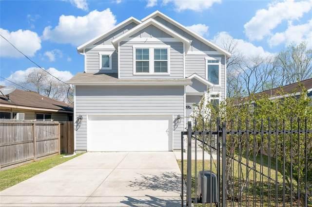 807 E 40th Street, Houston, TX 77022 (MLS #86667890) :: Ellison Real Estate Team