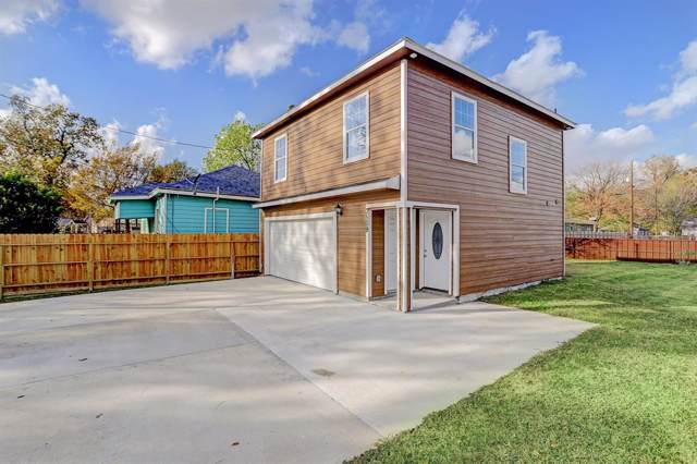 3509 Caplin Street, Houston, TX 77026 (MLS #86670111) :: Texas Home Shop Realty