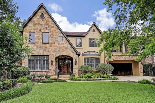 516 Chelsea Street, Bellaire, TX 77401 (MLS #86670603) :: Texas Home Shop Realty