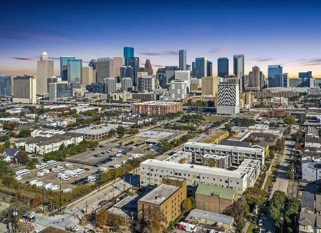 2401 Crawford St Street B204, Houston, TX 77004 (MLS #86677491) :: Keller Williams Realty