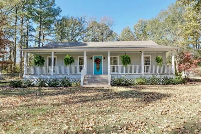 120 Triple S Drive, Mount Vernon, TX 75457 (MLS #8667778) :: Area Pro Group Real Estate, LLC