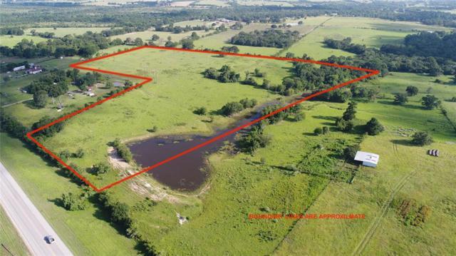27.37 Acres Hwy 105, Navasota, TX 77868 (MLS #86691569) :: Fairwater Westmont Real Estate