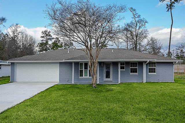 150 Wood Manor Lane, Sour Lake, TX 77659 (MLS #86693243) :: The Sansone Group