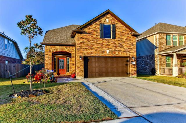 242 Bayside Crossing Drive, La Porte, TX 77571 (MLS #86697397) :: The SOLD by George Team