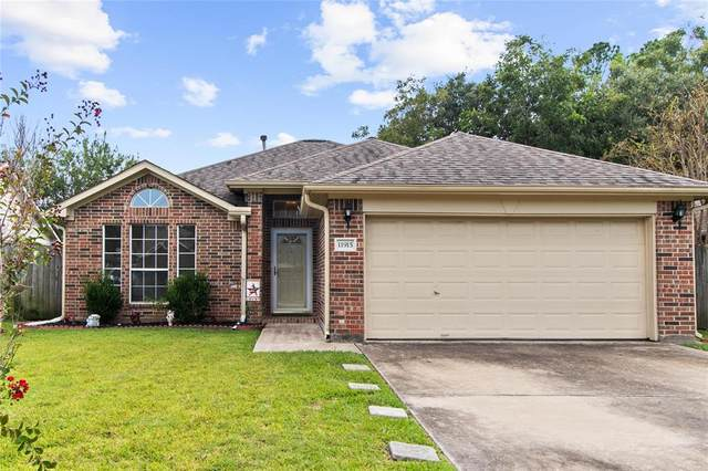 11915 Santa Fe Trail, Santa Fe, TX 77510 (MLS #86700296) :: The Home Branch