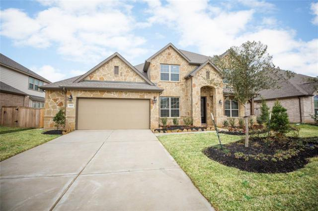 6402 Sunstone Falls Lane, Katy, TX 77493 (MLS #86701046) :: The Heyl Group at Keller Williams