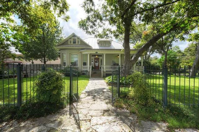 595 W Mill Street, New Braunfels, TX 78130 (MLS #86701777) :: Michele Harmon Team