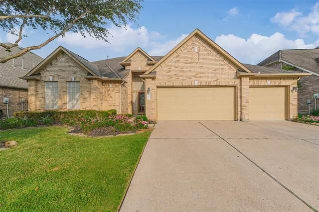 3610 Trail Bend, Missouri City, TX 77459 (MLS #86706153) :: Caskey Realty