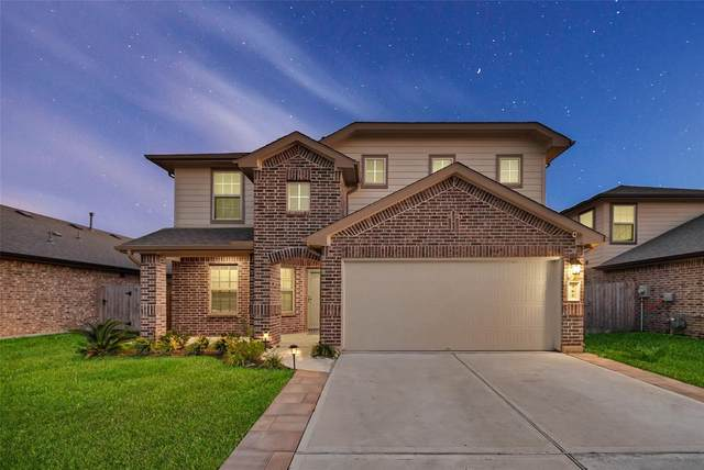 702 Abloom Court, Rosharon, TX 77583 (MLS #86716073) :: The Queen Team