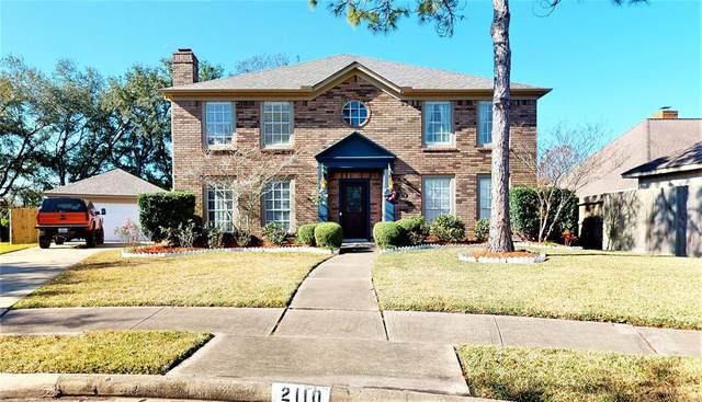 2110 Winged Foot Drive, League City, TX 77573 (MLS #86716926) :: Ellison Real Estate Team