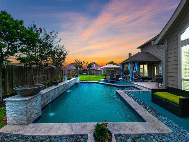 13712 Cutler Springs Court, Pearland, TX 77584 (MLS #86720105) :: Lerner Realty Solutions