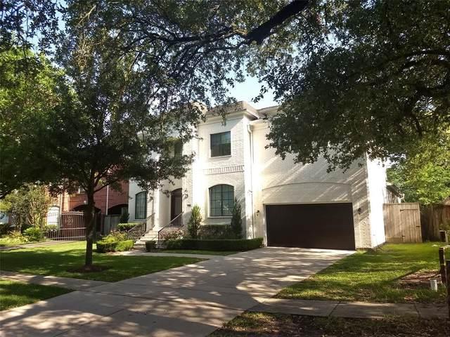4709 Holt Street, Bellaire, TX 77401 (MLS #867205) :: Keller Williams Realty