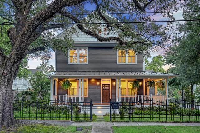 426 Bayland Avenue, Houston, TX 77009 (MLS #86734555) :: The SOLD by George Team