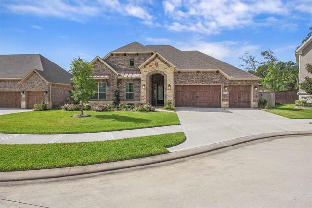 5207 Creekmore Circle, Spring, TX 77389 (MLS #86746866) :: Green Residential