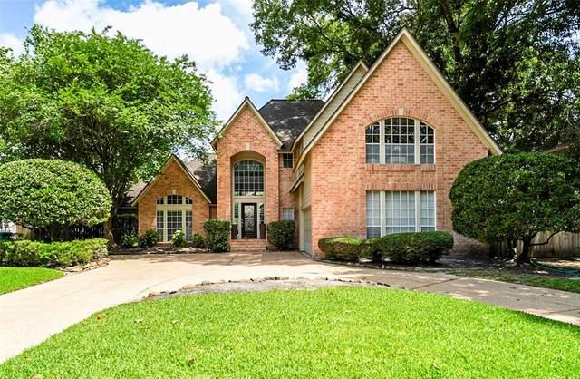 5303 Maple Terrace Drive, Kingwood, TX 77345 (MLS #86749362) :: The Freund Group