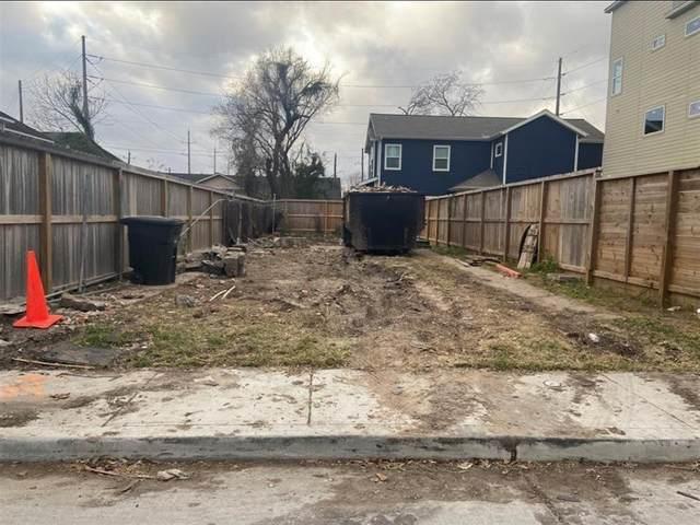 1408 Valentine Street, Houston, TX 77019 (MLS #86756835) :: Guevara Backman