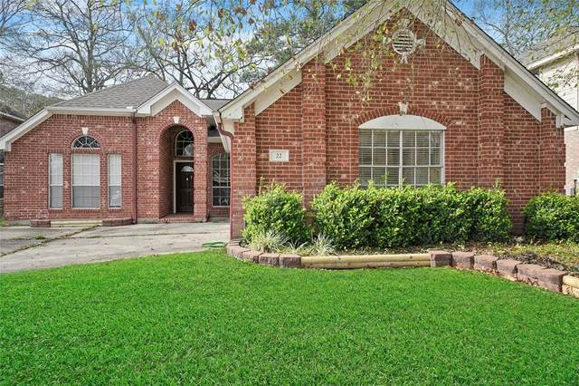 22 Laguna Road, Montgomery, TX 77356 (MLS #86761183) :: Ellison Real Estate Team