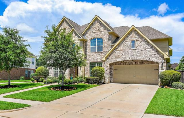 8415 Port Branch Drive, Richmond, TX 77406 (MLS #86764308) :: The SOLD by George Team