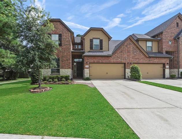 12419 Tyler Springs Lane, Humble, TX 77346 (MLS #86778973) :: The SOLD by George Team