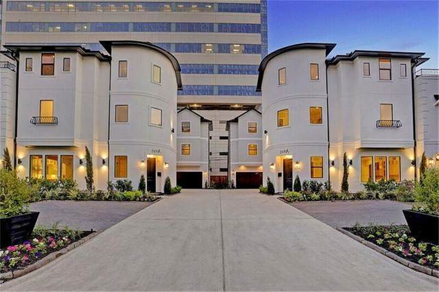 2119 Sheridan Street B, Houston, TX 77030 (MLS #8677913) :: Lerner Realty Solutions