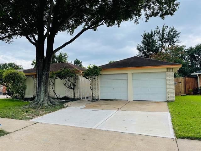 13119 Balarama Dr, Houston, TX 77099 (MLS #86780660) :: The Bly Team