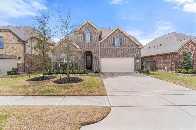10811 Paula Bluff Lane, Cypress, TX 77433 (MLS #86782244) :: The Home Branch