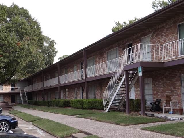 7510 Shadyvilla Lane #18, Houston, TX 77055 (MLS #86793866) :: Texas Home Shop Realty