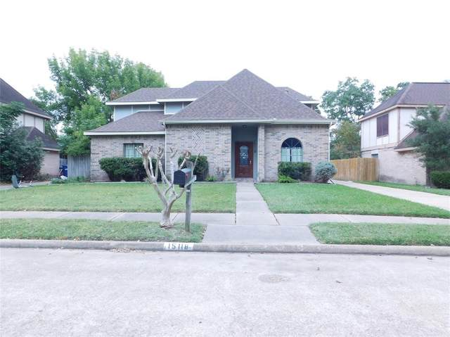 15118 Mira Vista Drive, Houston, TX 77083 (MLS #86813007) :: Homemax Properties