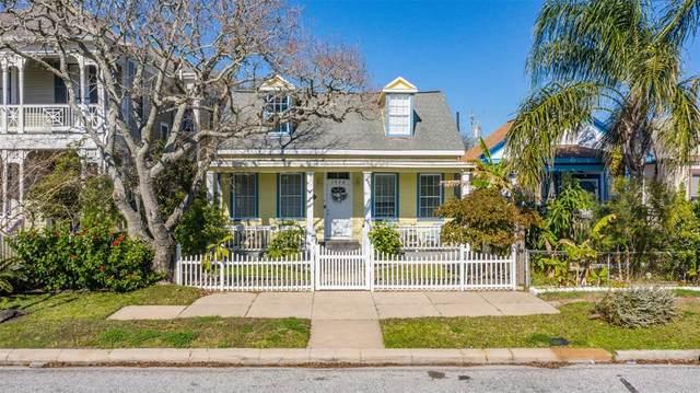 1926 Avenue O, Galveston, TX 77550 (MLS #86824570) :: Ellison Real Estate Team