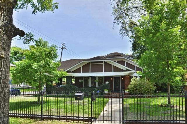 600 Byrne Street, Houston, TX 77009 (MLS #86851219) :: Texas Home Shop Realty