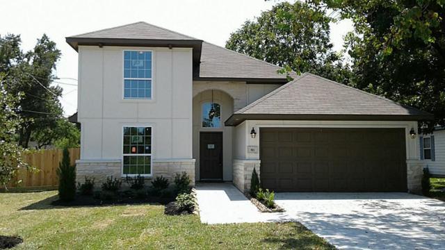 4207 Elysian Street, Houston, TX 77009 (MLS #86854509) :: The Heyl Group at Keller Williams