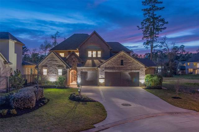 19 Gracenote Place, Tomball, TX 77375 (MLS #86863656) :: The Parodi Team at Realty Associates