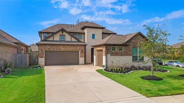 14706 Kelsey Vista Drive, Cypress, TX 77433 (MLS #86875025) :: The SOLD by George Team