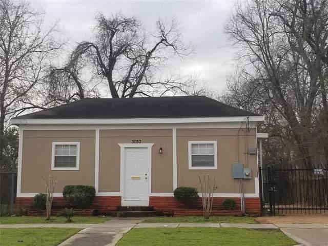 3030 Mcgowen Street, Houston, TX 77004 (MLS #86886907) :: The Parodi Team at Realty Associates