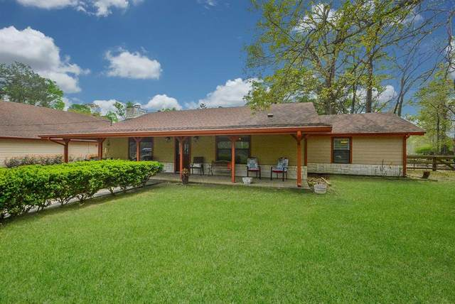 676 County Road 325, Cleveland, TX 77327 (MLS #86886946) :: The Home Branch