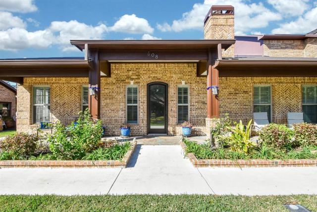 508 Regency Drive, El Campo, TX 77437 (MLS #86888763) :: Texas Home Shop Realty