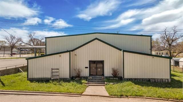 105 N Echols Street, Caldwell, TX 77836 (#8689917) :: ORO Realty