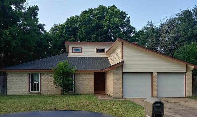 5309 Thistle Drive, Dickinson, TX 77539 (MLS #86905228) :: Green Residential