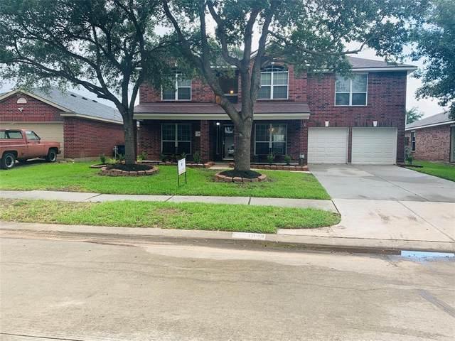3823 Golden Willow Court, Katy, TX 77449 (MLS #86910982) :: The Heyl Group at Keller Williams