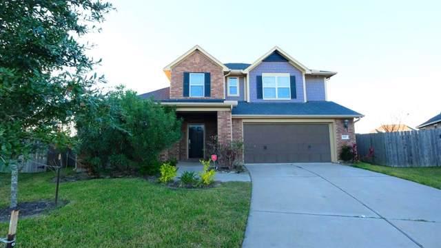 8202 Solitude Hill Lane, Richmond, TX 77407 (MLS #86924010) :: The Jill Smith Team