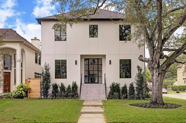 4341 Vivian Street, Bellaire, TX 77401 (MLS #86938831) :: The SOLD by George Team