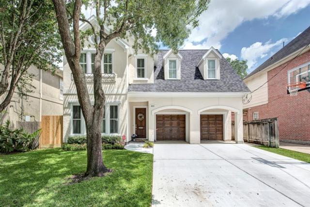 3822 Tennyson Street, West University Place, TX 77005 (MLS #86948707) :: Texas Home Shop Realty