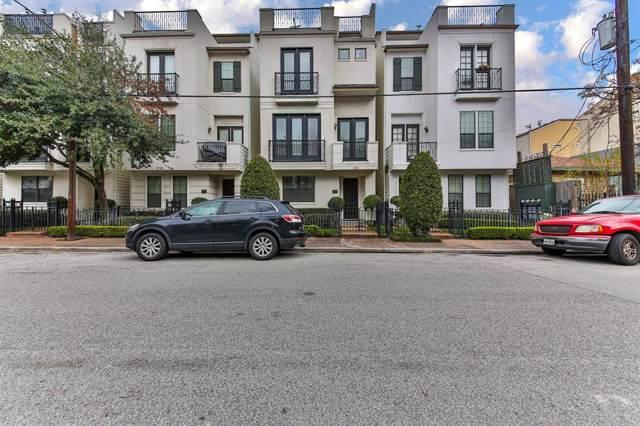 1710 Edwards Street, Houston, TX 77007 (MLS #86951814) :: The Jennifer Wauhob Team
