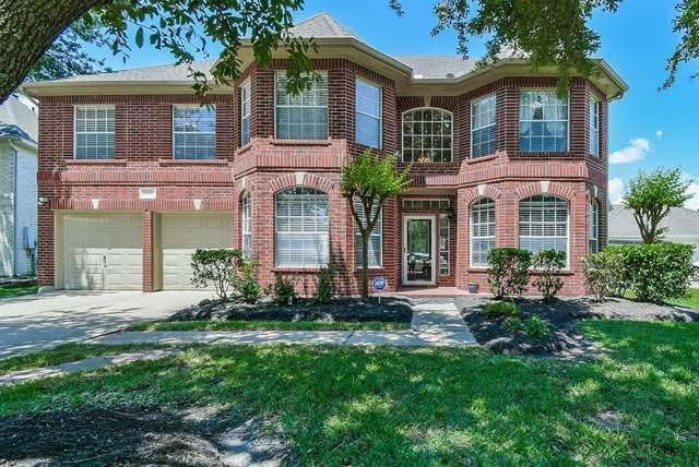 6911 Maid Stone Drive, Pasadena, TX 77505 (MLS #8696405) :: The Sold By Valdez Team