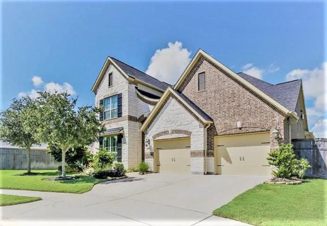 5022 Hilltop View Court, Fulshear, TX 77441 (MLS #86967171) :: The Bly Team