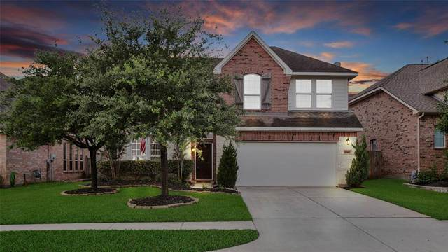 23907 Windsor Canyon Court, Spring, TX 77389 (MLS #86980653) :: The SOLD by George Team